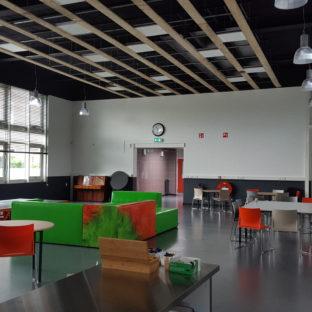 Grootschalige renovatie school
